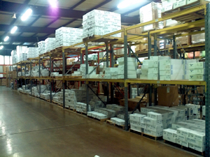Paper and Sanitary Supplies warehoused in Williamsport