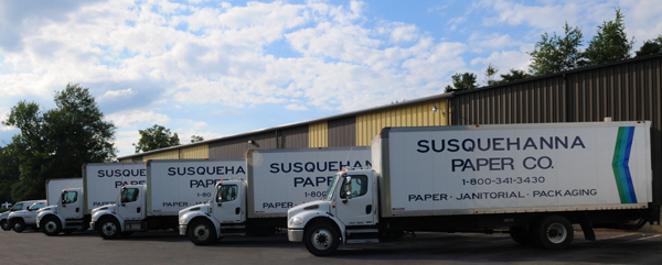 Susquehanna Paper & Sanitary Supply Corp