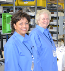 Susquehanna Paper & Sanitary Supply employees work hard to serve you.